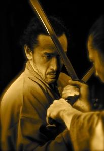 Masami as Dango Samurai 2